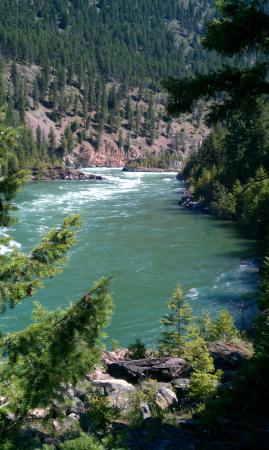 Libby, MT: Falls