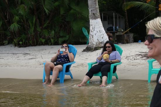 Playa Blanca: Laze or swim? tough choice