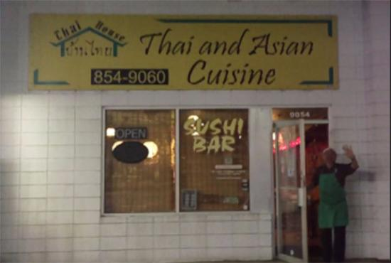 Thai House II with your Chef/Owner