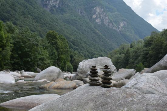 Vogorno, Suiza: Valle Verzasca