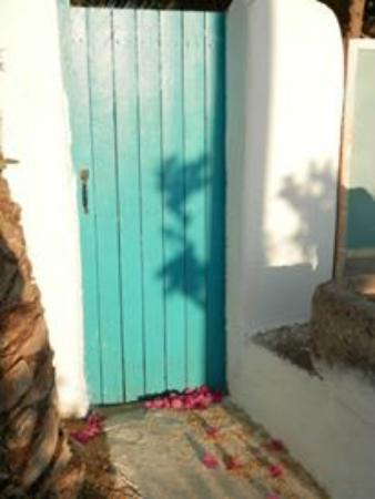 Karterádhos, Grecja: Hostel Caveland