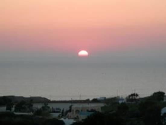 Karterádhos, Grecja: Amanecer Hostel Caveland