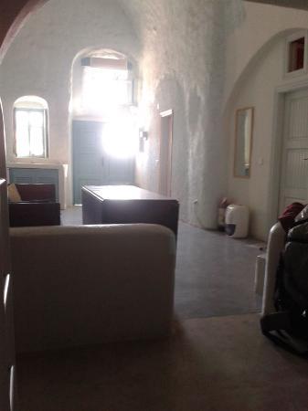 Karterádhos, Grecja: Habitacion Hostel Caveland