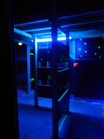Laser Game Evolution La Rochelle