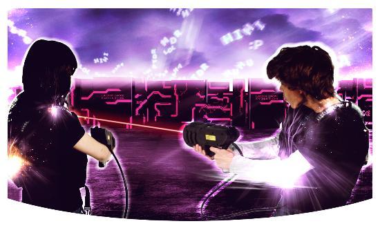 Laser Game Evolution La Rochelle