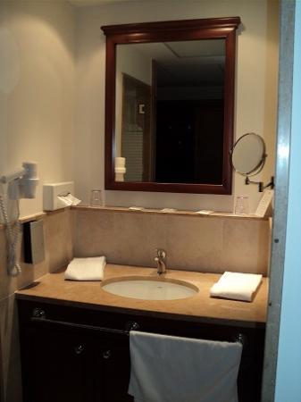 Saliris Resort: bathroom