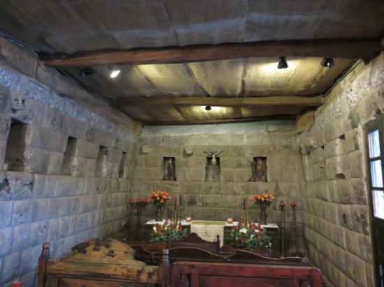 Hacienda San Agustin De Callo: Inca Ceremonial Room