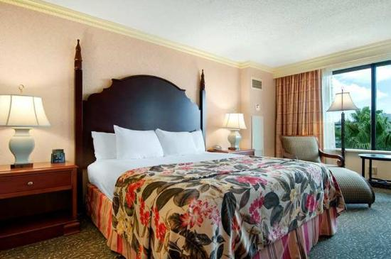 Hilton New Orleans Airport: Guest Room
