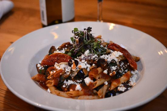 The Hyde Away Restaurant: Sautéed Penne Pasta