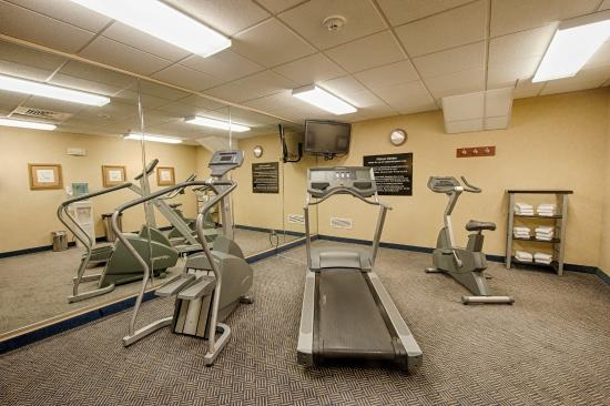 Hampton Inn & Suites North Conway: Exercise Room