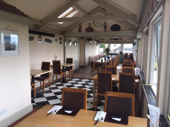 Gunnislake, UK: Conservatory Restaurant