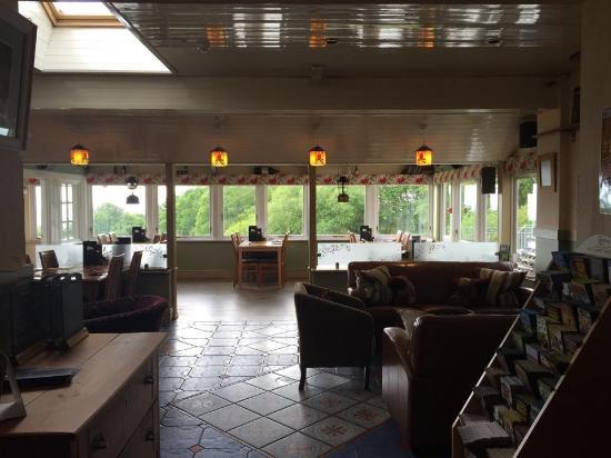 Gunnislake, UK: Restaurant