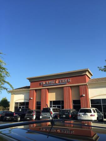 Roseville Flame Fire Brazilian Steak House