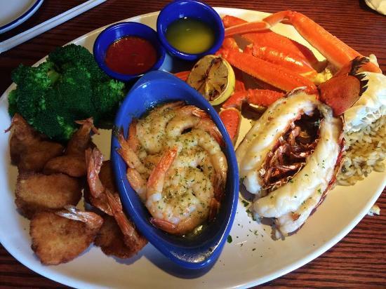 Red Lobster: Ultimate Feast always works