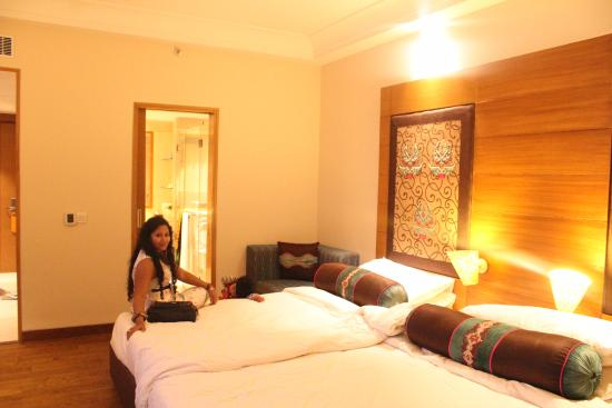 Beautiful room picture of the lalit jaipur jaipur tripadvisor - Beautiful rooms ...