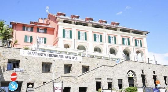 grand hotel picture of grand hotel portovenere porto venere tripadvisor. Black Bedroom Furniture Sets. Home Design Ideas