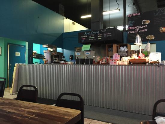 Tania 39 s 33 tucson menu prices restaurant reviews for Mt lemmon cabin rentals pet friendly
