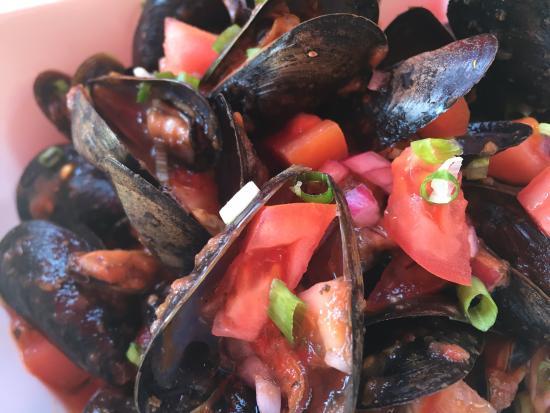 Restaurant Gab's Resto-Bistro : Moules provençales