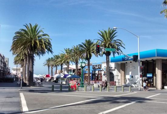 Hermosa Beach, CA: Hermosa Farmer´s Market