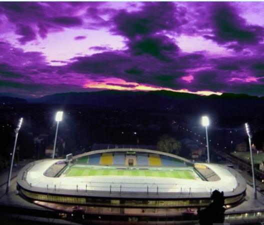 Stadion Ljudski vrt : Ljudski vrt stadium