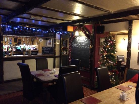 Halland, UK: Main Bar