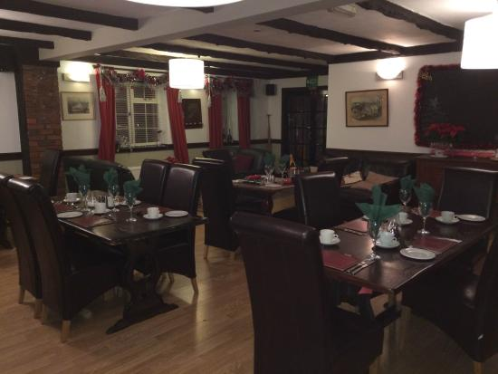 Halland, UK: Function Room