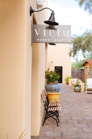 Photo of American Restaurant Virtu at 3701 N Marshall Way, Scottsdale, AZ 85251, United States