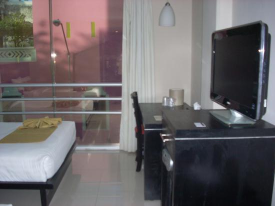 Hotel El Espanol Paseo de Montejo: camera