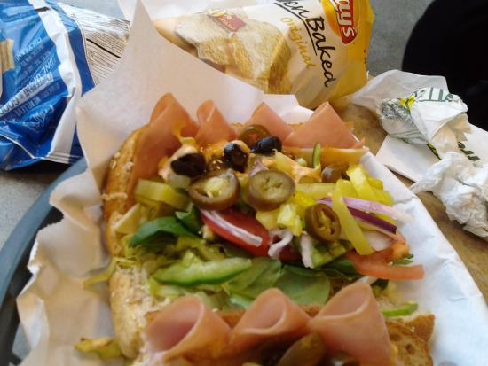 Kennebunk, Μέιν: Ham and cheese!!!!