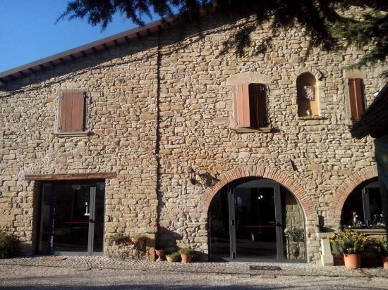 Rocca San Casciano, İtalya: Parrocchia  di villa Renosa
