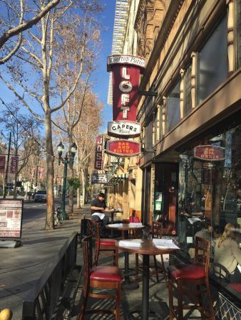 Loft Bar and Bistro