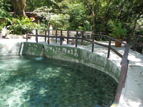 Buena Vista Lodge: thermal spa