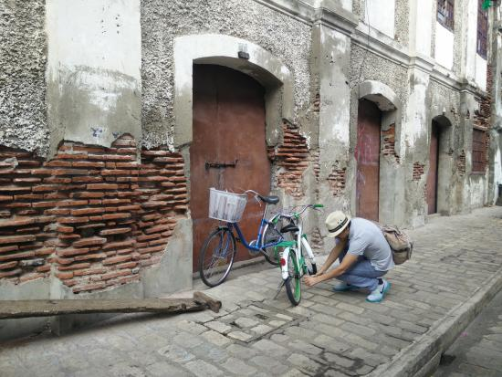 Rent a bike to go around the city - Picture of Calle