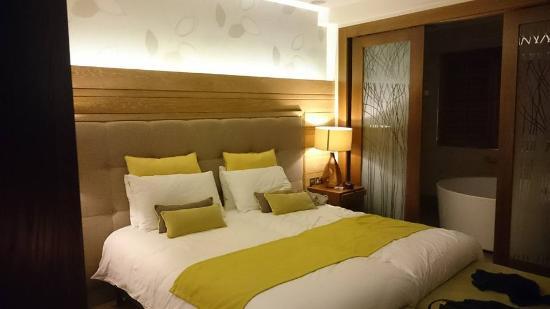 Aqua Sana Elveden Forest: The comfy bed