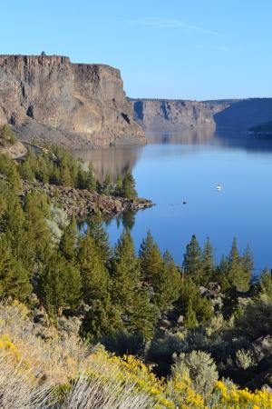 Madras, OR: The Cove Palisades State Park