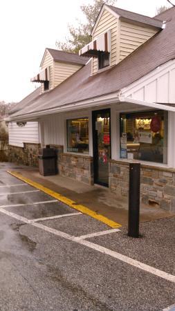 Hoffman's Ice Cream Entrance