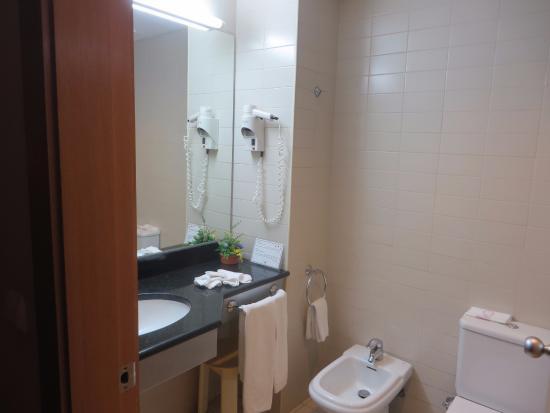 Vila Nova Hotel: wc