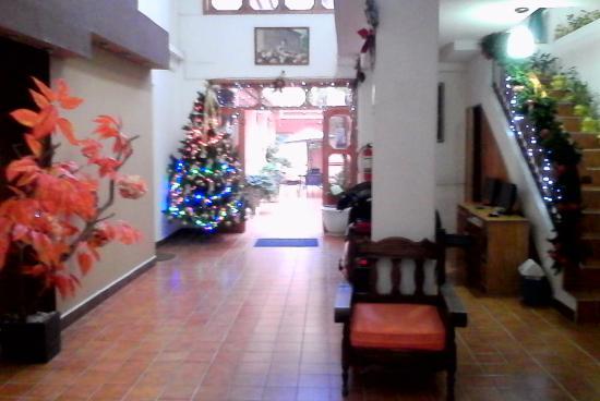 Hotel San Martin: Lobby del Hotel