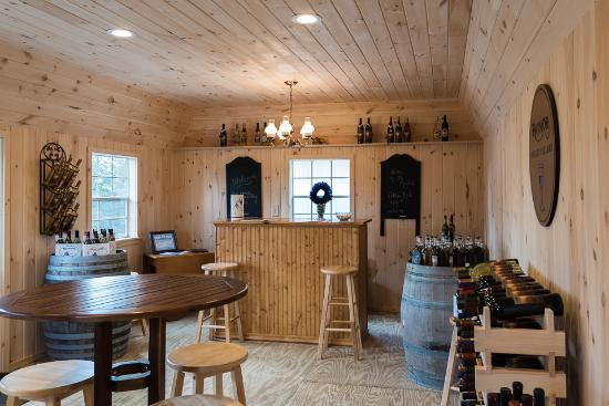 Bloomfield, Nowy Jork: Tasting Room