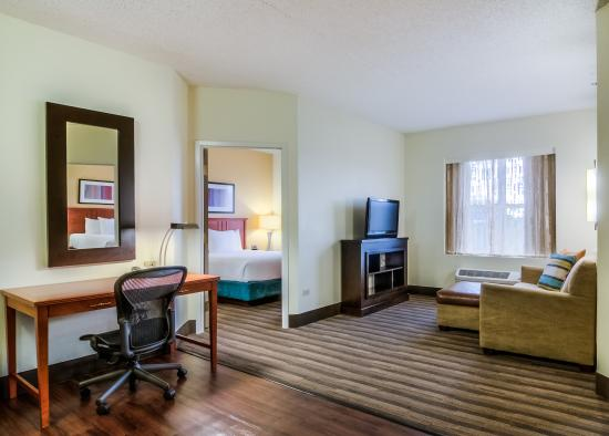 Wondrous Two Bedroom Suite Picture Of Hyatt House Chicago Beutiful Home Inspiration Ponolprimenicaraguapropertycom