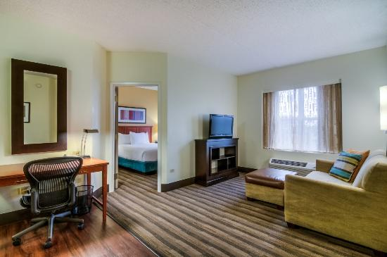 Hyatt House Chicago Schaumburg 99 1 0 9 Updated 2018 Prices Hotel Reviews Il