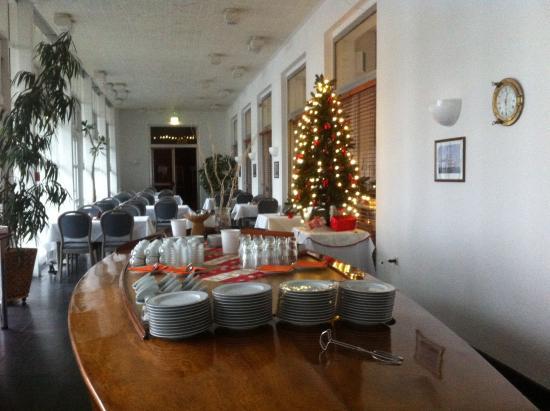 Hotel Teikyo Berlin: Un lugar muy cálido para comer