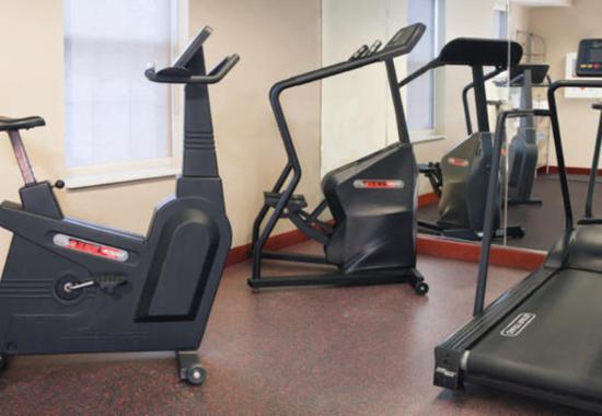 TownePlace Suites Boston Tewksbury/Andover : Fitness Center