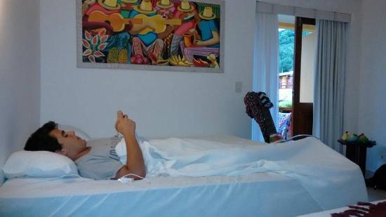 Pousada Joao Fernandes: La habitacion n12
