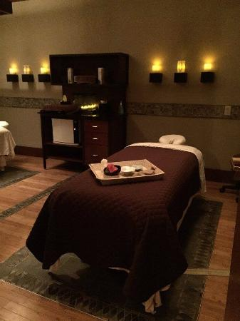 Hibiscus Spa : Couples Massage Room