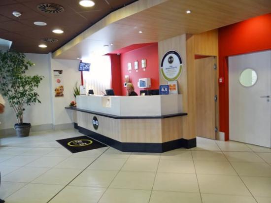 The Reception Picture Of B B Hotel Prague City Tripadvisor