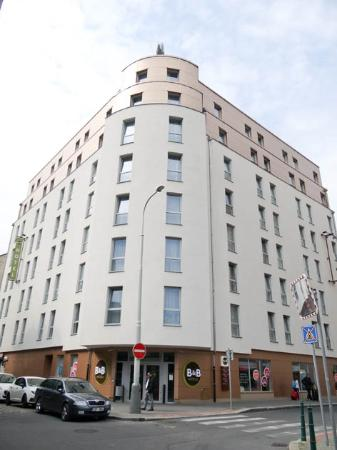B Hotel Prague City The