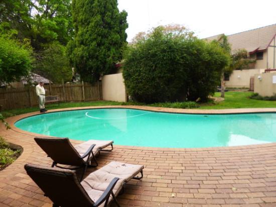 Benoni, Sydafrika: Outdoor pool