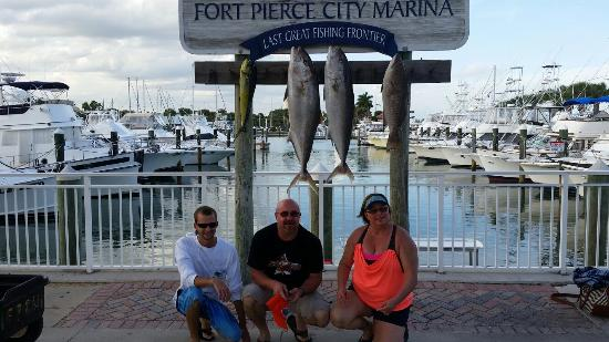 20151217 155345 picture of fins sport fishing for Deep sea fishing fort pierce