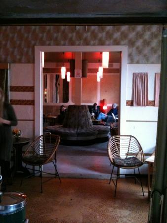 Wohnzimmer: Bar
